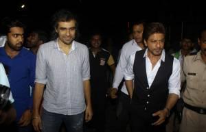Imtiaz Ali and Shah Rukh Khan