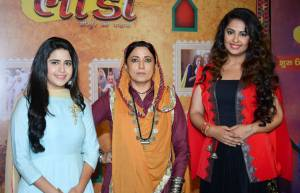 Palak Jain, Meghna Malik & Avika Gor