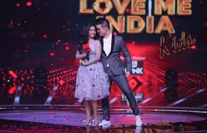 From the sets of &TV's Love Me India