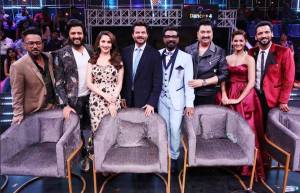 Total Dhamaal Team  on Dance Plus 4 Grand Finale