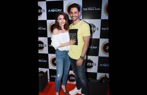 Success party of ZEE5's Abhay and The Final Call