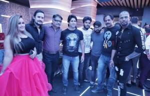 Music video launch of Darmiyaan