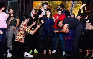 In pics:Nach Baliye 9 team celebrates the success of grand launch