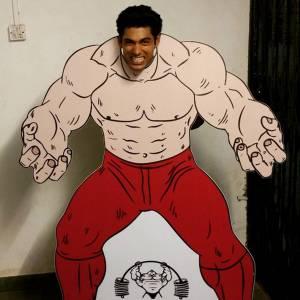 Ruslaan 'Hulk' Mumtaz