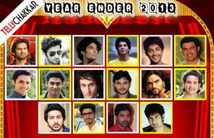 Vote for the Best Newcomer (Male) of 2013 in Television