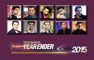 Who is the TV's Best Performer (Male) of 2015?