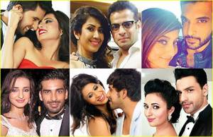Which couple's love story should be re-created on TV?