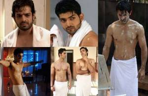 Who looks HOTTEST in towel?