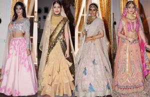 Which Star Plus bride looks best in her wedding attire?