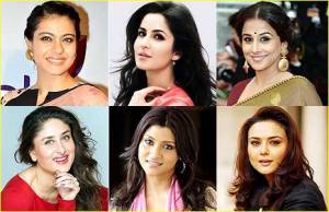 Bollywood actresses turn negative for which movie?