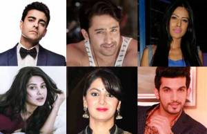 Guess your favourite TV actors' debut show