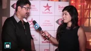 Mohsin-Shivangi are simply amazing in real and reel life- Rajan Shahi
