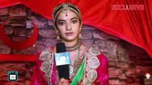 Anushka Sen shares her glee on being compared to Kangana Ranaut aka Manikarnika