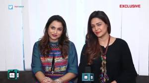 Mona Singh and Gurdip Punjj 'Spills the Beans' about co-stars