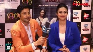 Divyanka-Rajeev talk about the struggles while shooting for Cold Lassi aur Chicken Masala