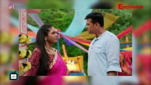 Abeer-Mishti moments from the sets of Yeh Rishtey Hai Pyar Ke