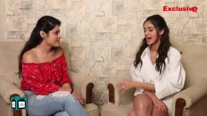 Ananya gets chatty about co-stars Tiger, Kartik, Bhoomi, & more
