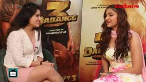 Dabangg 3's Saiee Manjrekar SPILLS secrets about co-stas Salman Khan, Sonakshi Sinha, and others