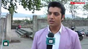 Sharad and Yesha get nostalgic on the last day of shoot of Muskaan