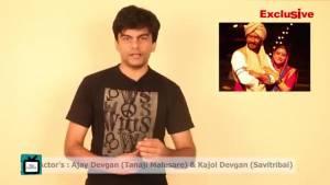 Ajay Devgn, Saif Ali Khan and Kajol's Tanhaji movie review