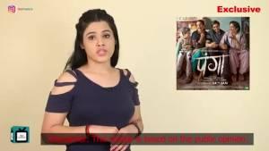 Kangana Ranaut and Jassie Gill's Panga movie review