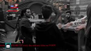 Kashmira Shah, Mahira Sharma, Shahbaz, others have a fight during a task