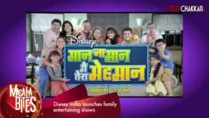 Masala Bites Episode 60: ZEE launches'& TV', Baby, Dolly Ki Dolly, Disney India,Roadies, Hello Pratibha, Peterson Hill & more...