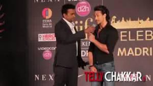 Salman,Tiger excited for IIFA