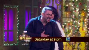 Sunil's special performance for Sultan in The Kapil Sharma Show