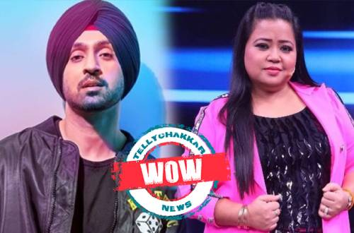 WOW! Bharti Singh inspired Diljit Dosanjh to do films; here's what he said