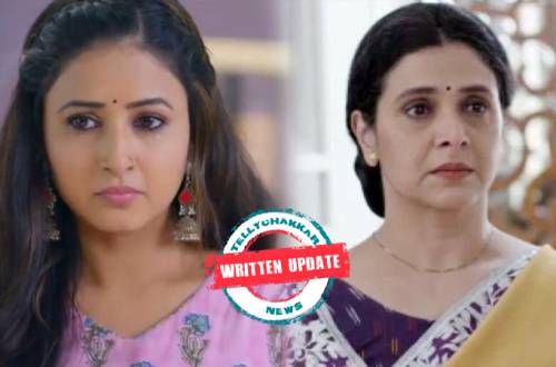 Kuch Rang Pyar Ke Aise Bhi, 22nd October 2021, Written Update; Ishwari is forced to allow Sanjana to stay in their house