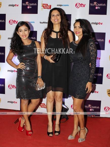 Priyanka Purohit and Aparna Dixit