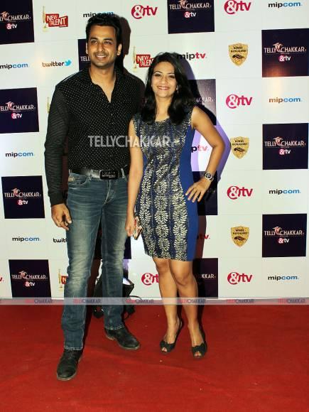 Sarwar Ahuja and Aditi Sharma