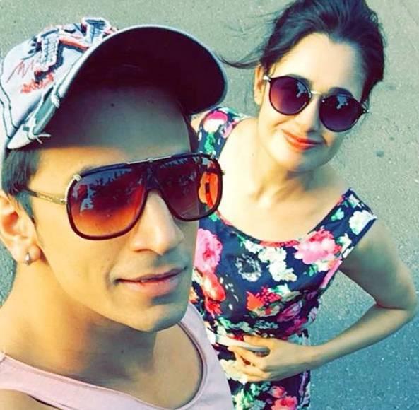 Kinshuk Vaidya and Shivya Pathania