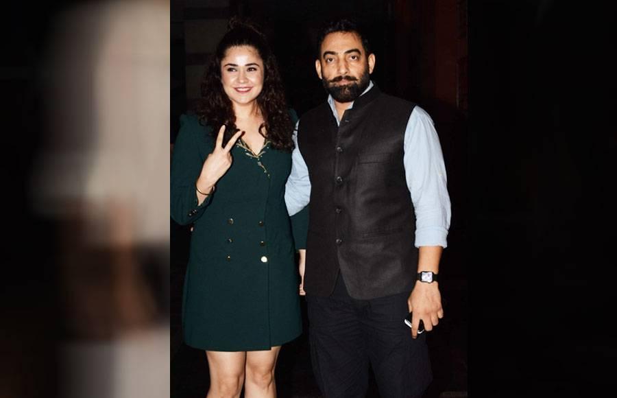 Success party of Aamir Khan's Secret Superstar