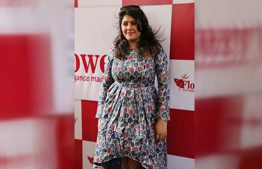 Celebs at the Flowery Fashion summer collection