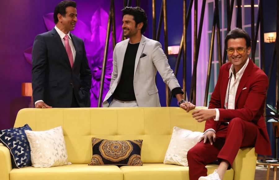 Roy brothers grace Zee TV's  JuzzBaatt