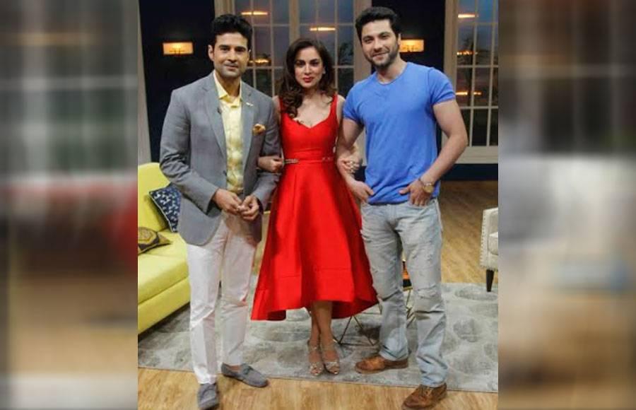 Mishal Raheja and Shraddha Arya's camaraderie in Zee TV's JuzzBaatt