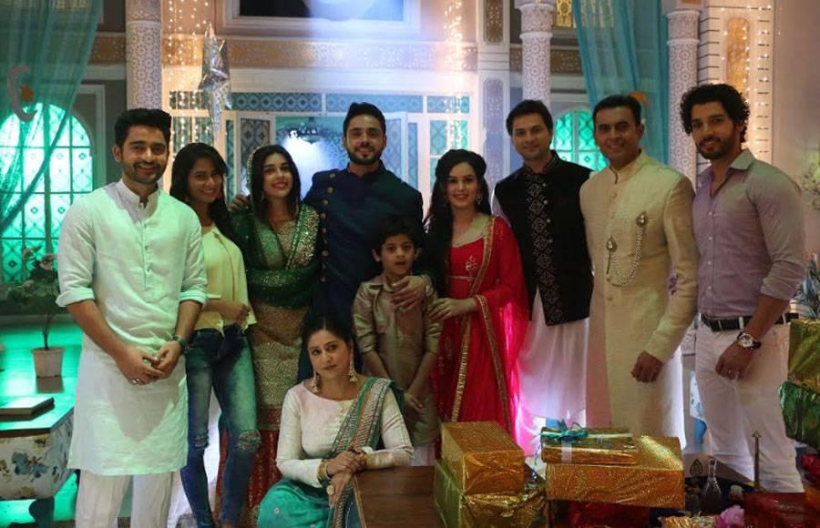 In pics: Zee TV's Ishq Subhan Allah & Piyaa Albela's Mahaepisode