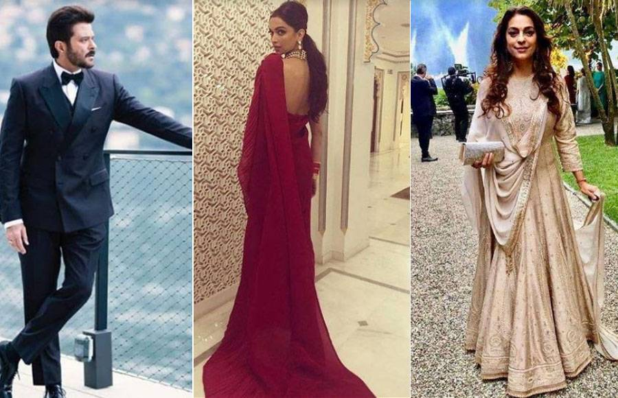 All the glitz and glamour from Esha Ambani and Anand Piramal's wedding