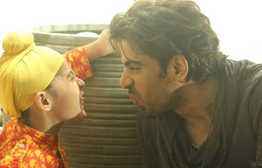 Kulfi and Sikandar's cute moments