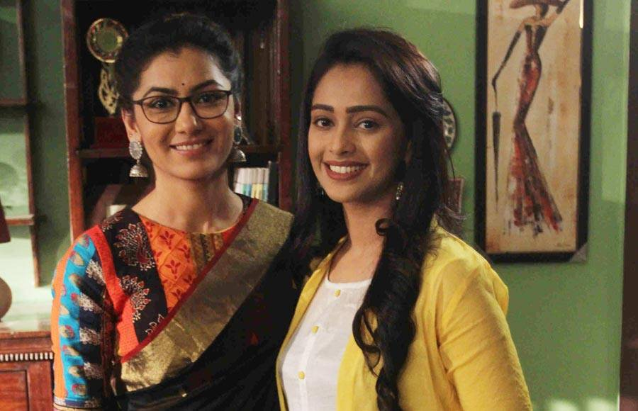 Check out the looks of Kumkum Bhagya actors post the leap