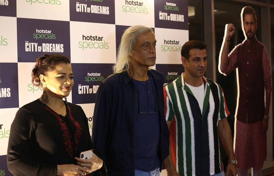 Red carpet screening of Hotstar special's City of Dreams