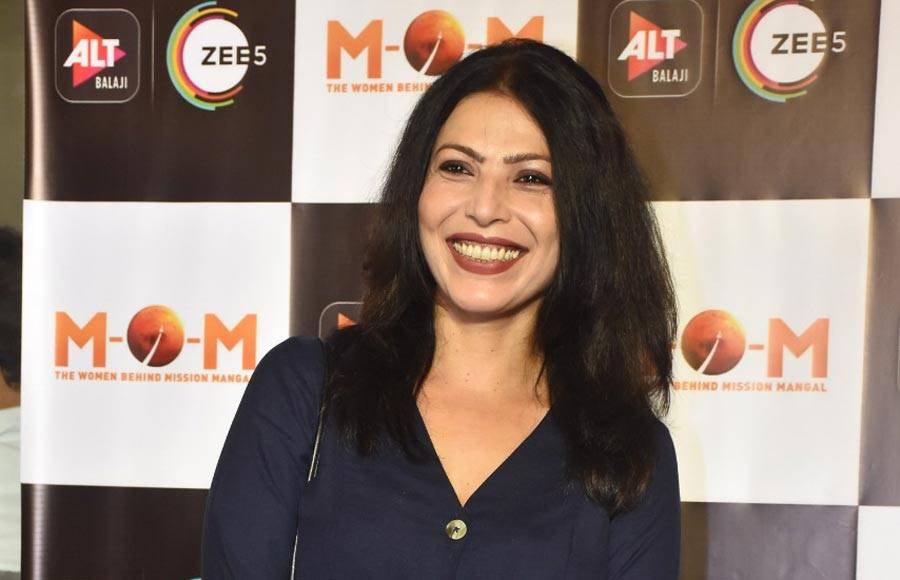 A star studded evening at the screening of ALTBalaji and ZEE5's Mission Over Mars(M-O-M)