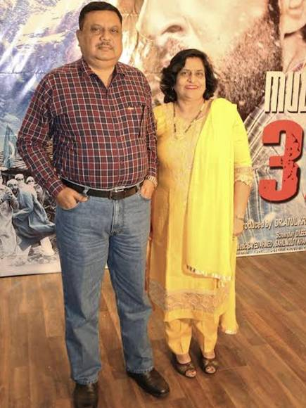 Grand music launch of Mudda 370 J&K