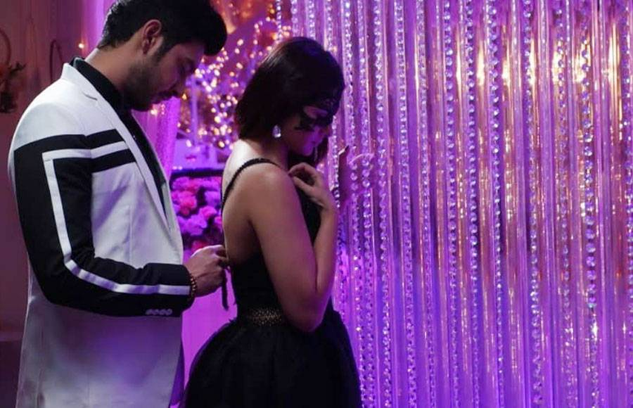 Masquerade party in Sony TV's Beyhadh 2